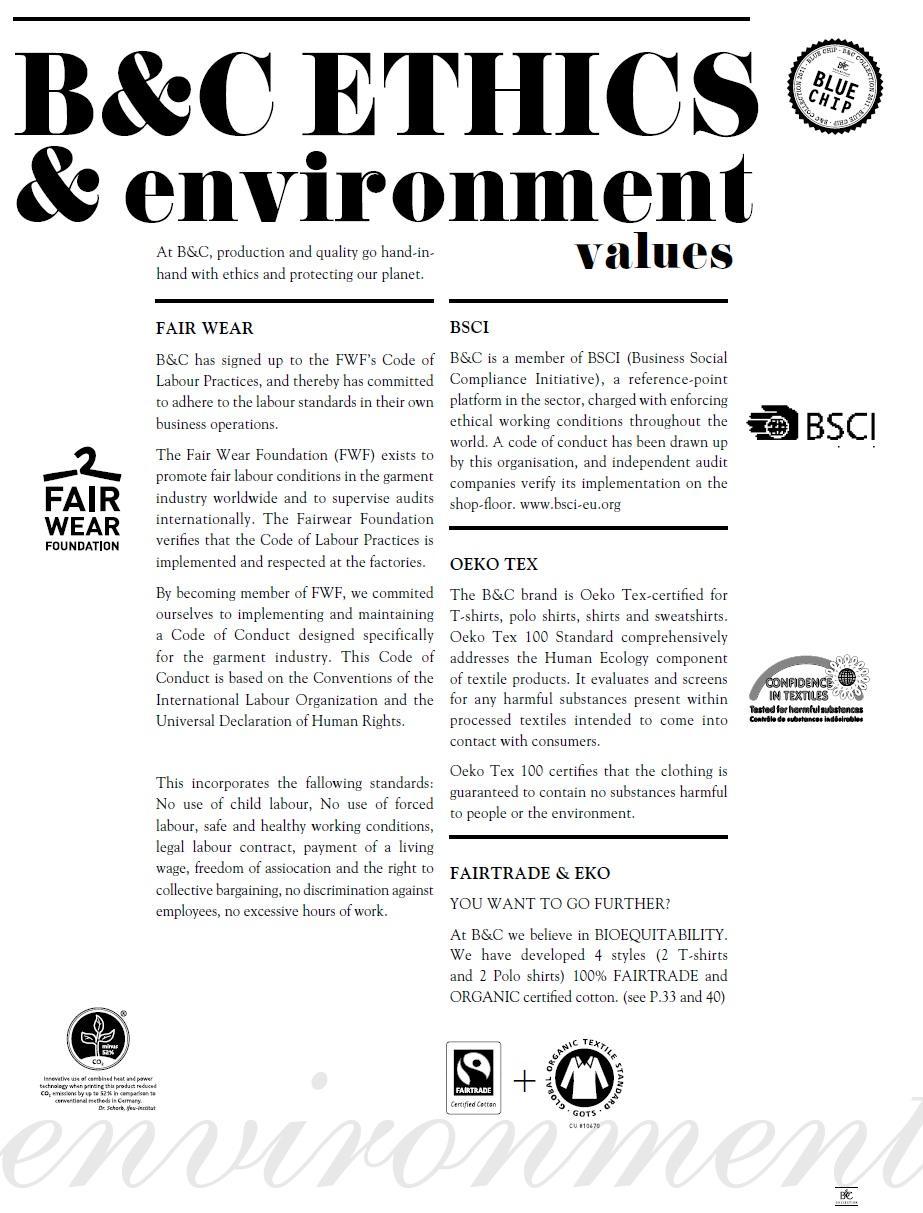 B&C Ethics