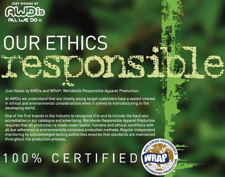 AWDI ethics