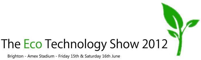 Eco Tech 2012 Logo