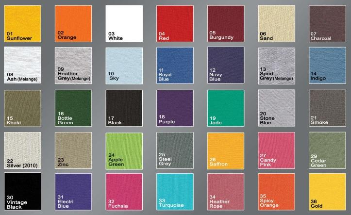 Starworld Colours